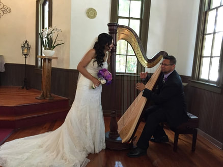 Wedding Ceremony Musician in Tampa Florida